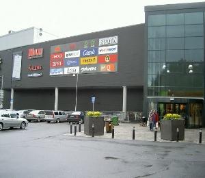 nordby köpcenter ab